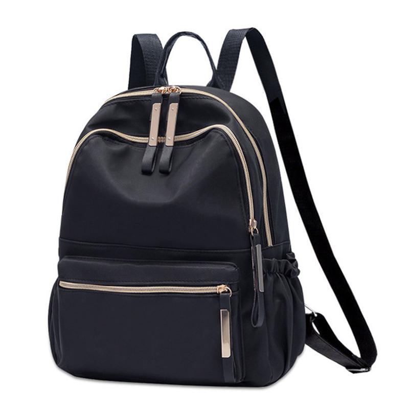 52b6ebc0e9f8 BAIJIAWEI Модный рюкзак для девушек для учебы и путешествий в стиле кэжуал