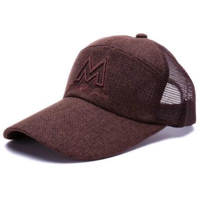 782cbc4e Hat Men's Summer Outdoor Leisure Cotton Baseball Cap Fashion Korean Sports  Sun Hat