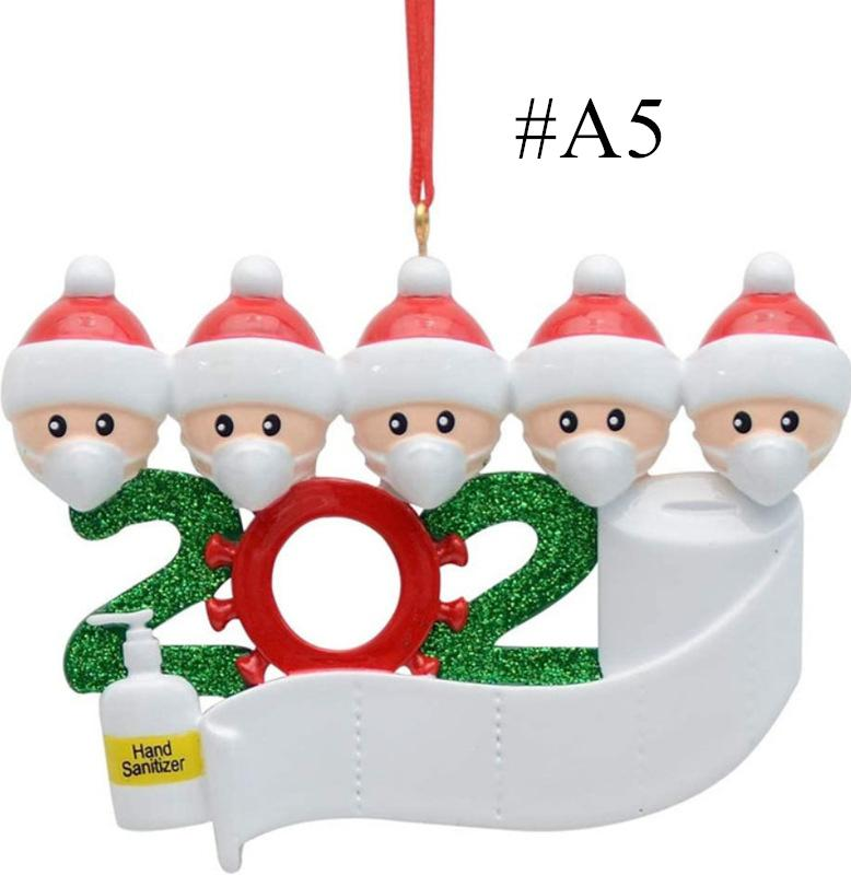 Popular Custom Made Christmas Gifts For 2021 2021 Personalized Name Christmas Ornament Kit With Mask Quarantine Survivor Family Customized Christmas Decorating Kit Creative Gift For Family Buy From 2 On Joom E Commerce Platform