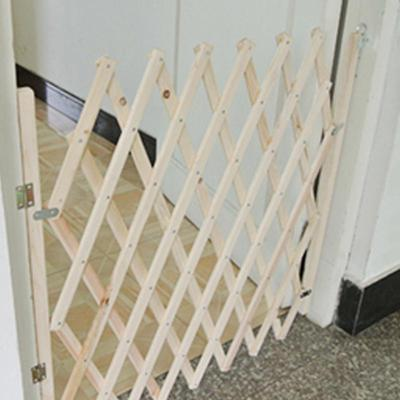 Wood Pet Dog Cat Gate Fence Door Baby Protection-buy at a low prices ...