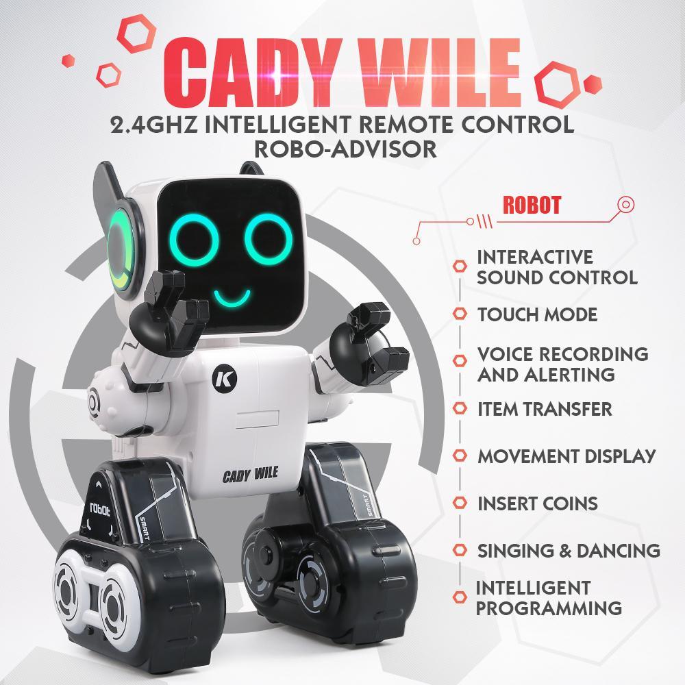 cel mai bun consilier robot