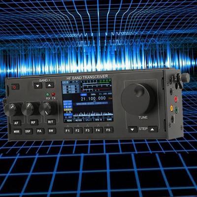 10-15W Rs-958B Ssb Hf Sdr Ham Transceiver Transmit Tx 0 5-30Mhz V0 6