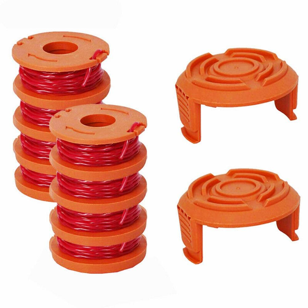 Line String Trimmer Spool For WORX WA0010 WG150 WG180 High Quality Durable Kit