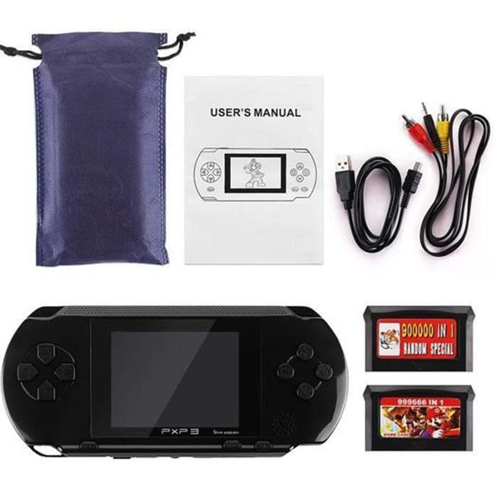 170979a5bba Portable 16 Bit PXP3 Handheld Game Player Video Game Console Classic Child  Games PXP 3 Slim Station-buy at a low prices on Joom e-commerce platform