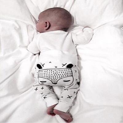 e5b19ad97d85 Baby Kids Boy Girl Harem Pants Animal Printed Toddler Trousers ...