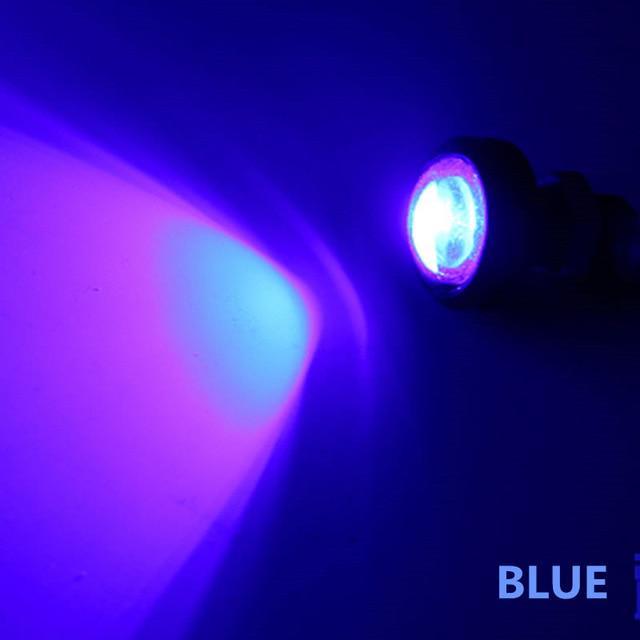 "LED BOAT PLUG LIGHT GARBOARD BRASS DRAIN 3//4/"" NPT MARINE UNDERWATER FISH Amber"