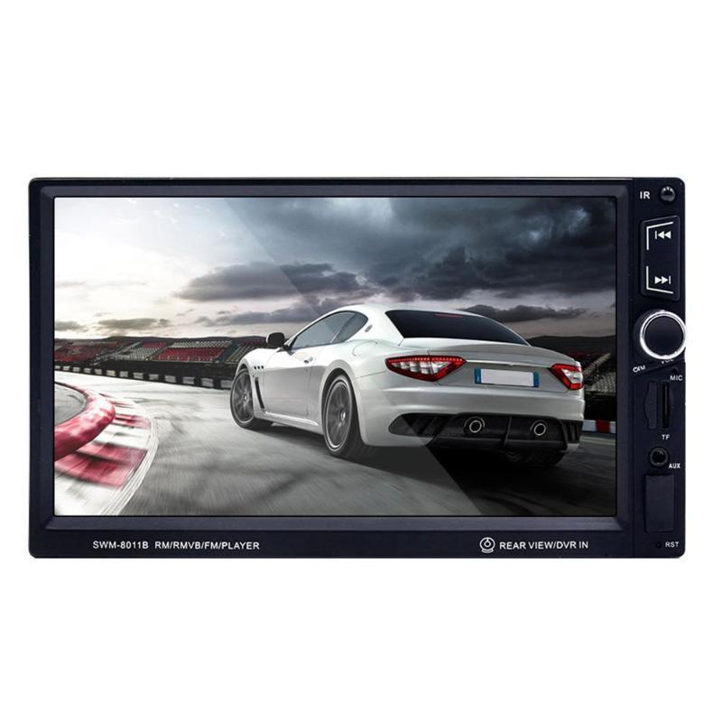 Sport & Action-videokamera 7-zoll Teleskop Fahrzeug Navigation Mp5 Karte Player Auto Mp4 Player Bluetooth Anruf Umkehrung Bild Mp3 Radio Unterstützung Für Gps N