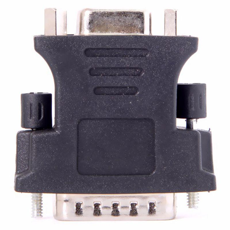 LFH DMS-59pin Male to 15Pin VGA RGB Female Extension Adapter for PC Graphics Card