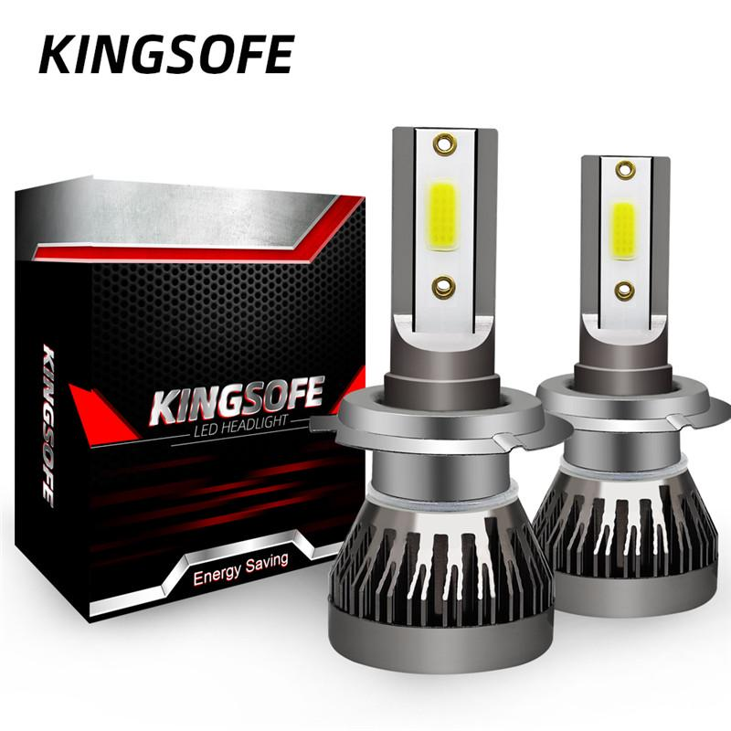 9006 HB4 Car COB LED HeadLight Bulb Turbo Pure White 6000K 12//24V 1500W 225000LM