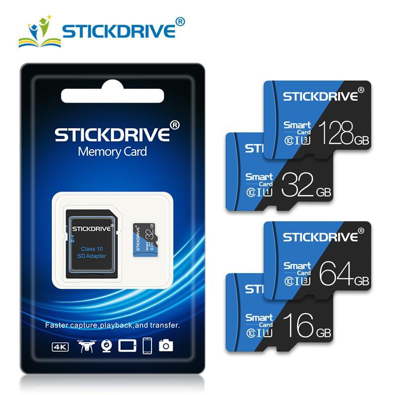 Оригинальная реальная емкость SD 128GB 64G 32G 16G SD-карты SD/ TF Flash Карты памяти карты microSD для телефона – купить по низким ценам в интернет-магазине Joom