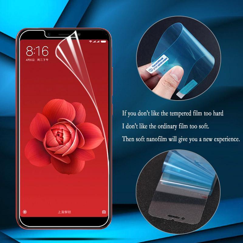 2шт протектор экрана Nano взрывобезопасные пленки для Huawei Samsung Xiaomi Nokia Moto экран обложки – купить по низким ценам в интернет-магазине Joom
