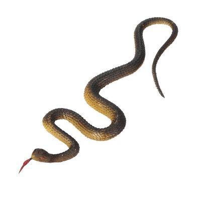 130cm Real Rubber Toy Fake Snake Safari