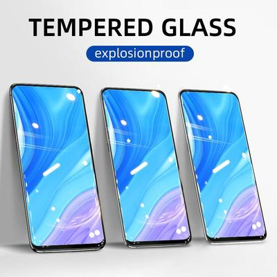 Tempered Film For Samsung A11 A20s A50s J6 J4 M31 Huawei P Smart Honor 8S 9X 8C 10 Phone Protection Tempered Glass Anti-fall HD Tempered Film