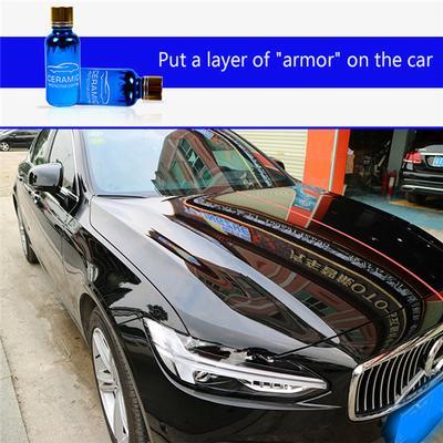 9H Liquid Nano Ceramic Car Glass Coating Super Hydrophobic Anti Scratch Polish