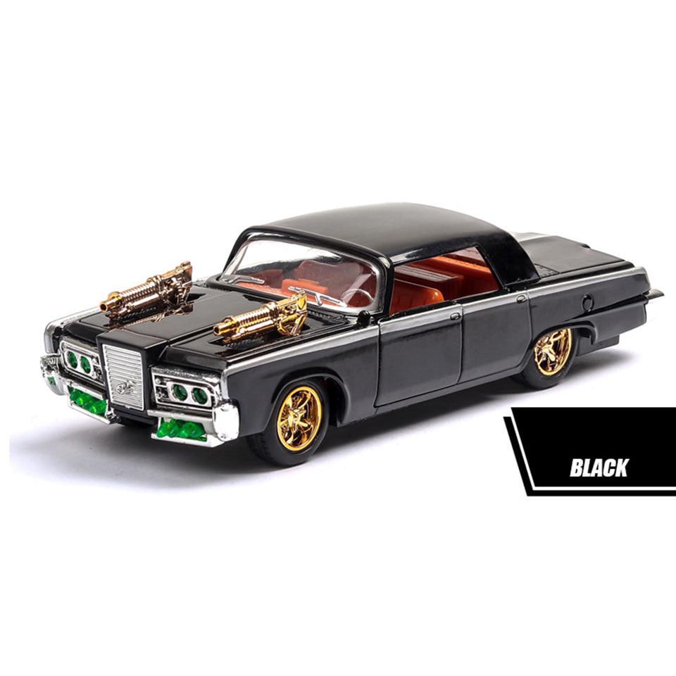 1:43 1966 Chrysler Зеленый Пик Машина Diecasts Игрушки Транспортные средства Горячие колеса автомобиля модель с автомобильной игрушкой – купить по низким ценам в интернет-магазине Joom