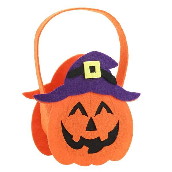Etiqueta engomada de la decoración de Halloween Calabaza Fantasma Festival Etiqueta de sello de cajas de regalo