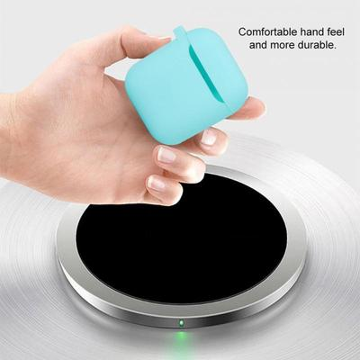 45c735135b0 Bluetooth Headset Waterproof Silicone Case Earphone Case for Apple AirPods  Green