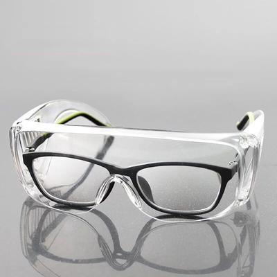 Lenti anti-nebbia PC occhio protezione occhiali occhiali antipolvere Splash di sabbia antivento confortevole traspirante occhiali protettivi
