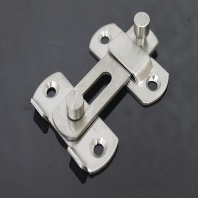 Remplacement Métal Ton Argent Coulissant Armoire Serrure de porte pour verre 12 mm