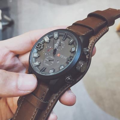 Special Forces Men's Sports Watch Trend Personality Student Big Dial Fashion Watches