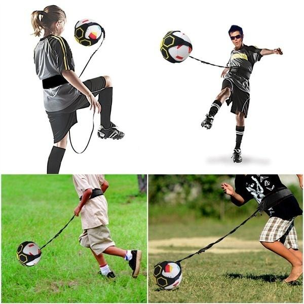 High Quality Football Kick Trainer Control Skills Solo Soccer Training Aid Adjustable Buy At A Low Prices On Joom E Commerce Platform