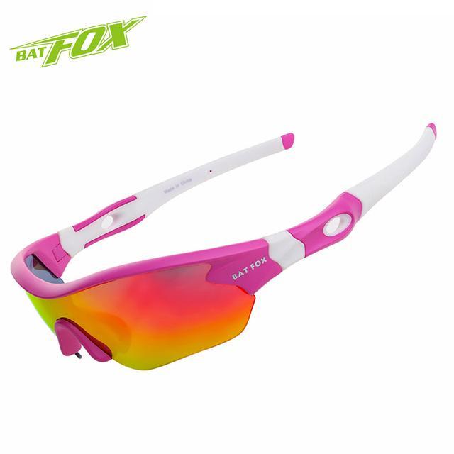 4f8a2b1c1c Rosa gafas de ciclismo gafas UV400 deporte al aire libre gafas MTB mujer  bicicleta montar en bicicleta gafas - comprar a precios bajos en la tienda  en línea ...