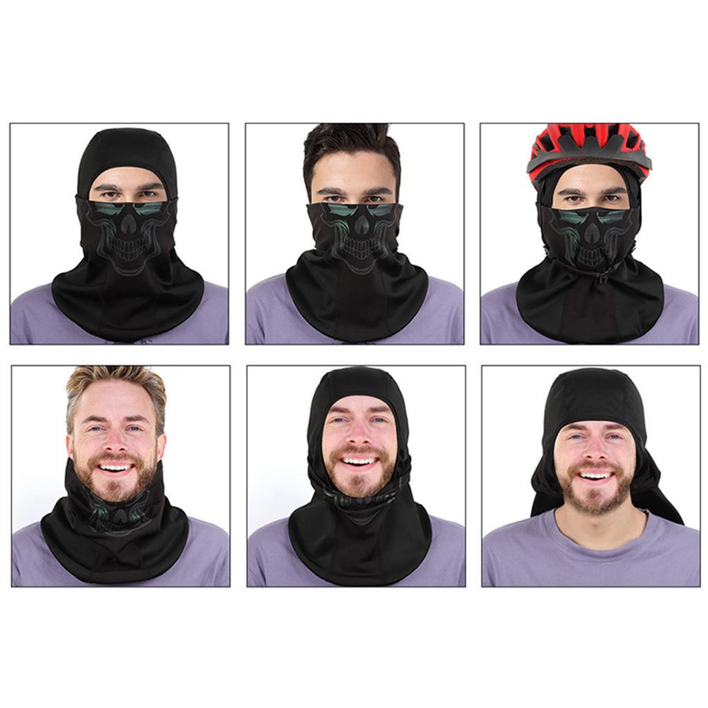 New Head Face Neck Gaiter Warmer ProtectiveTube Bandana Scarf Hood Cap Balaclava
