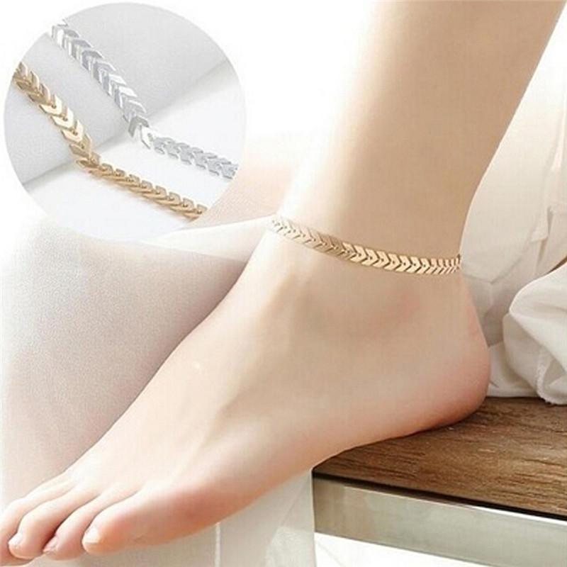 920c005d7ebfde Classic Boho Women Sexy Barefoot Arrow Ankle Chain Anklet Bracelet Beach  Foot Jewelry-buy at a low prices on Joom e-commerce platform