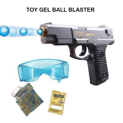 Manual Toys P85 MK11 Gel Ball Blaster Water Beads Pellets Toy Gun Outdoor  Cosplay Kids Gift