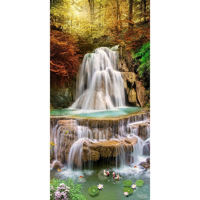 5D Diamond Painting Full Drill Embroidery Cross Stitch Kits Waterfall Home Decor