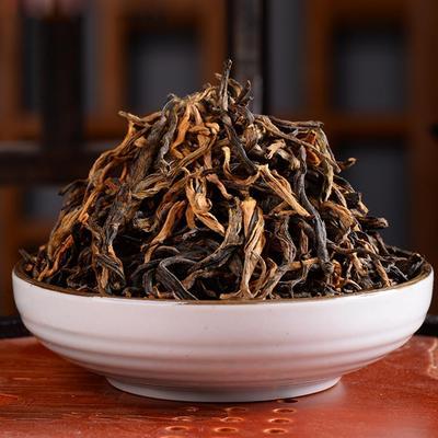 500g Black Tea  Chinese FengHetang Dian Hong Yunnan Dianhong Maofeng Tea Red