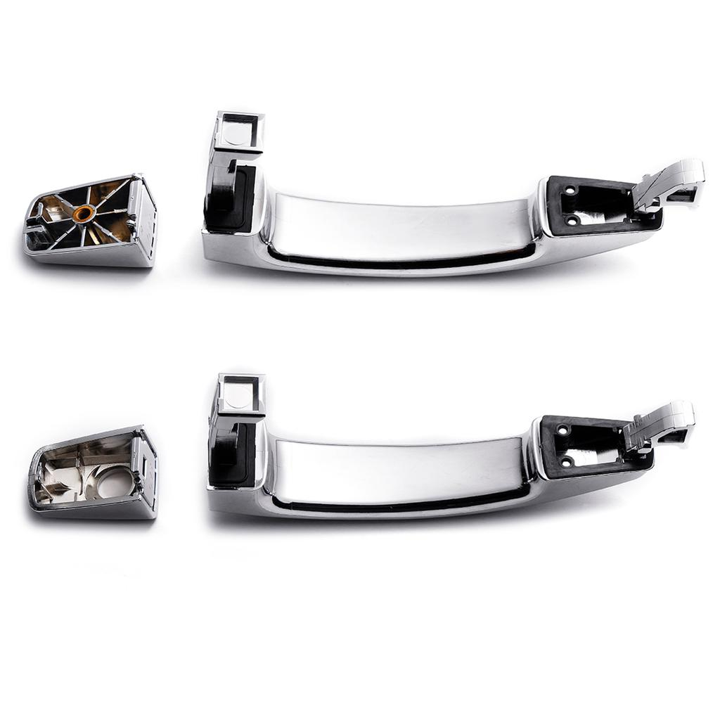 Front Left Right Rear Chrome Abs Door Outer Handle Covers For Chevrolet Captiva Sport Aveo Saturn Buy At A Low Prices On Joom E Commerce Platform