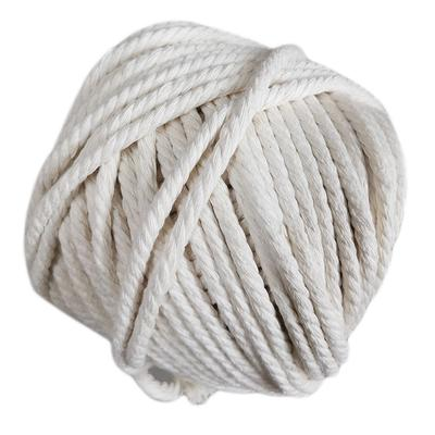 Recycling and Wedding Decor Gardening Gift Wrapping Wessben 1MM Natural Jute Twine 1312 Feet Long Jute Rope//String for Crafts Packing