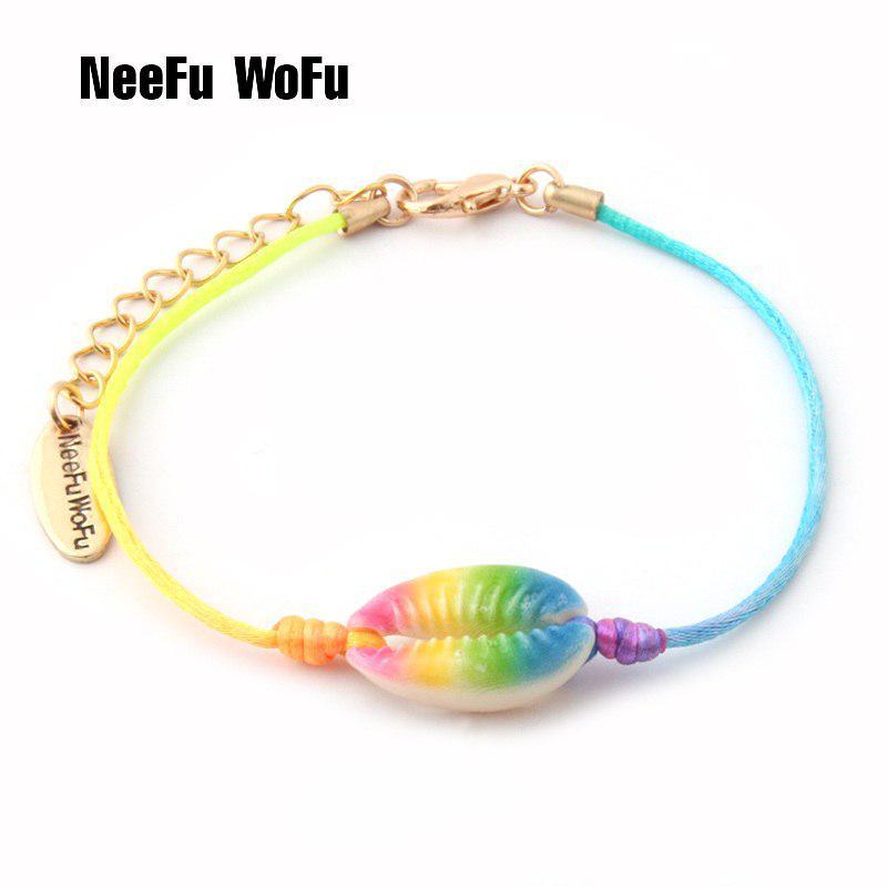 2 Couches Dangle Star Colorful Crystal Bracelet Pieds Nus Pied Chaîne Bracelet De Cheville