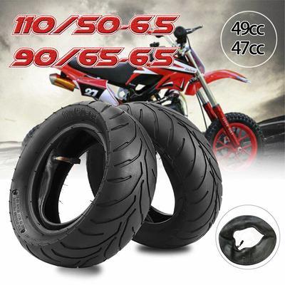 1PC Mini  Inner Tube for 90//65-6.5,110//50-6.5 tire 47cc 49cc  Pocket bike MT-3