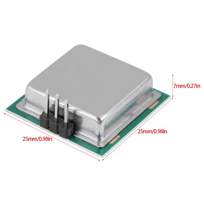 Body induction module cdm324 24ghz 15m radar single channel microwave  sensor module
