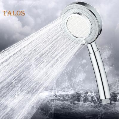 1×Adjustable Bath Handset  Sprinkler Sprayer 3 Mode High Pressure Shower Head