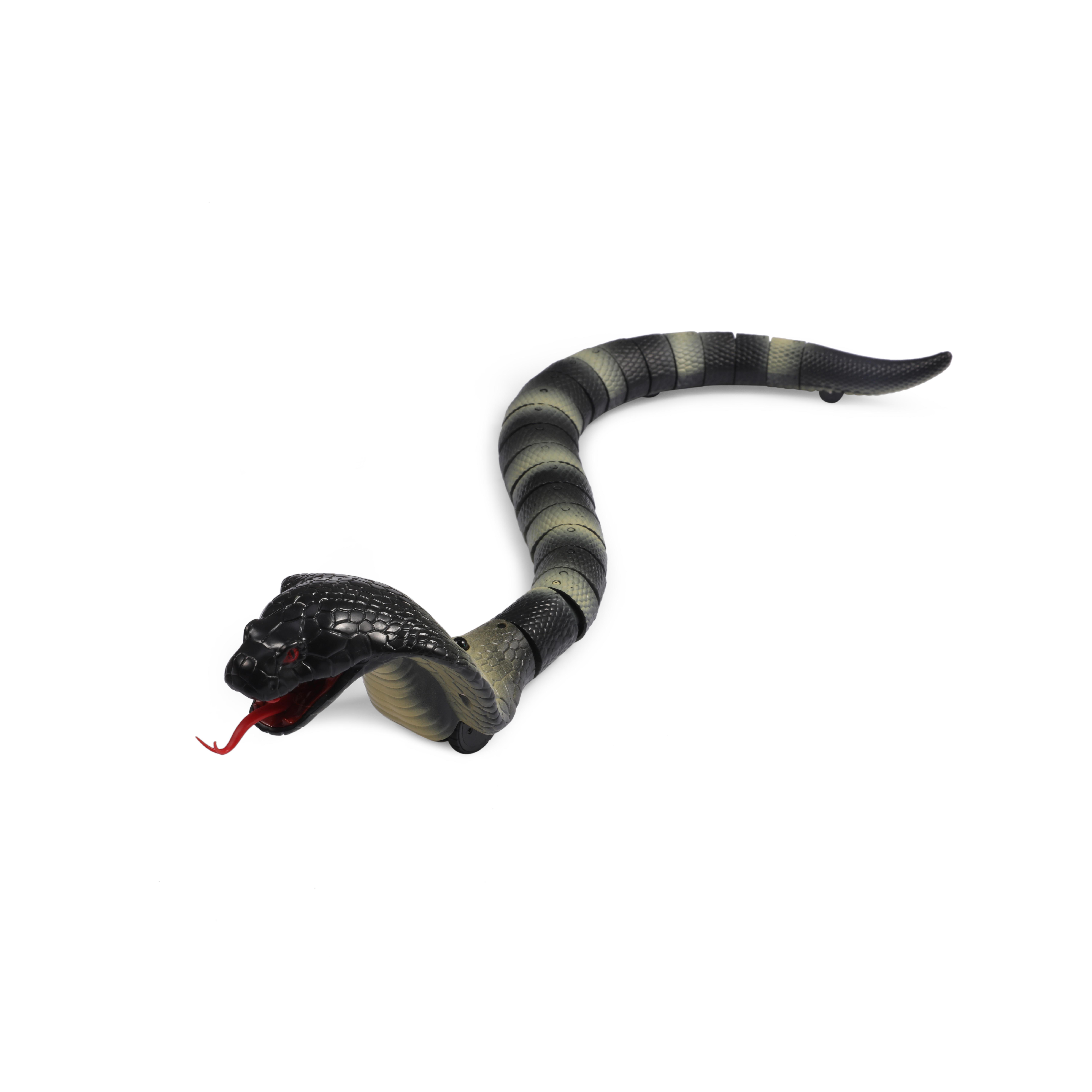 Игрушка змея на дистанционном управлении фото