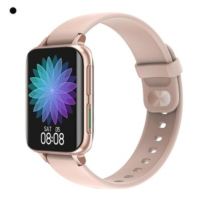 Smart Watch Men's and Women's Real-time Weather Forecast, Smart Exercise Tracker, Heart Rate Monitoring, Music Playback