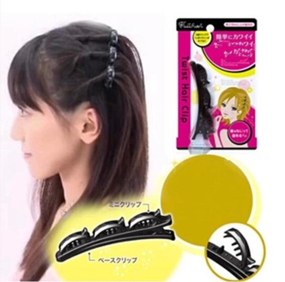 BEST Hair Styling Set Fashion Hair Design Styling Tools Accessories DIY Hair Ac