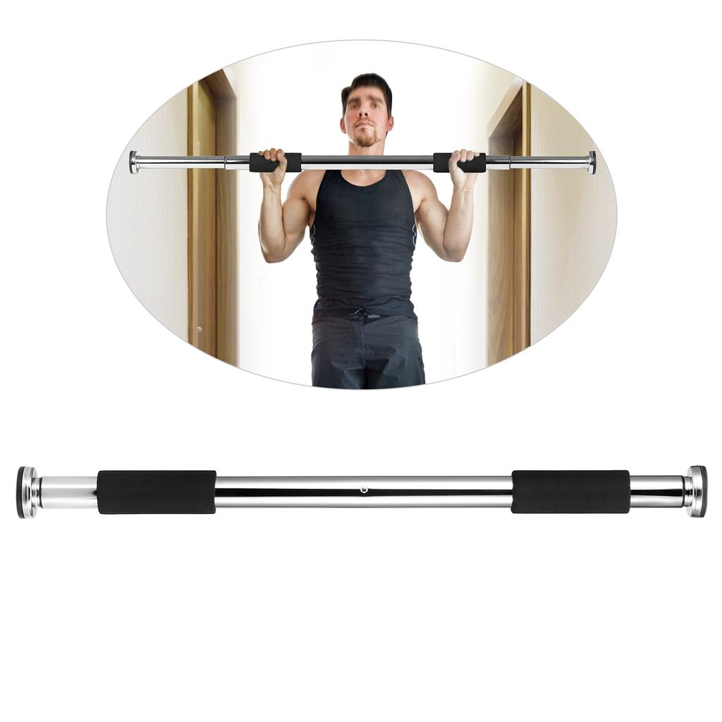 60-100-cm Gym Exercise Training Fitness Door Wall Adjustable Chin-Up Pull-Up Bar