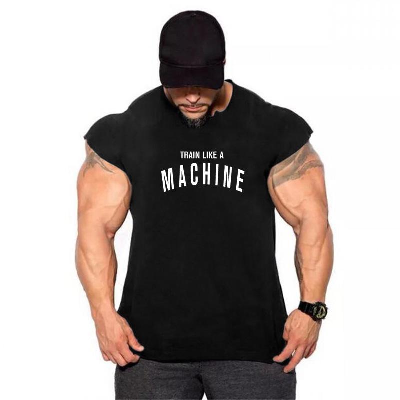 sweetnice man clothing Mens Sports Tank Top Sleeveless Performance Gym Bodybuilding Running Jogging Muscle T Shirt White