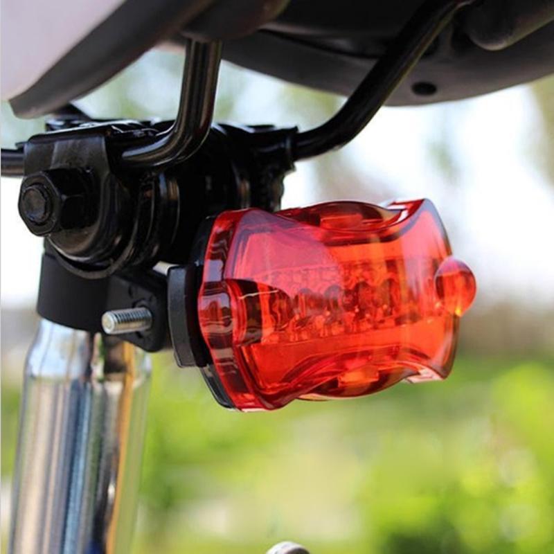 Mini COB High-brightness LED Headlight USB Rechargeable Mountain Bike Rear Light