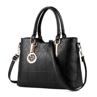 b6e0d7c23615 Женщины женщины Messenger сумки дизайн Повседневная сумка Bolsa  классический черный плечо Сумки