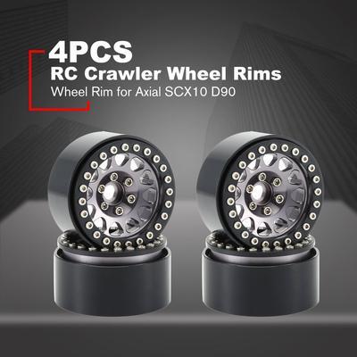 1 Pair TMS RC Main Driveshaft for TRAXXAS TRX-4 DEFENDER