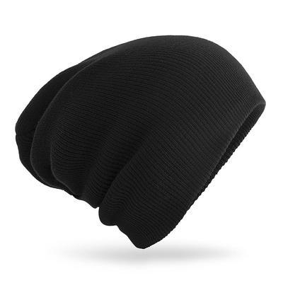 215c3c7e771 Beanie Hat Hip-Hop Wool Knitted Ski Cap Skull Warm Winter Cuff Unisex