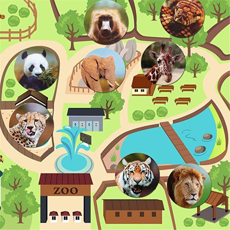 3Sheets Kawaii Dogs Animals Scrapbooking Bubble Puffy Stickers Reward Kids To MW