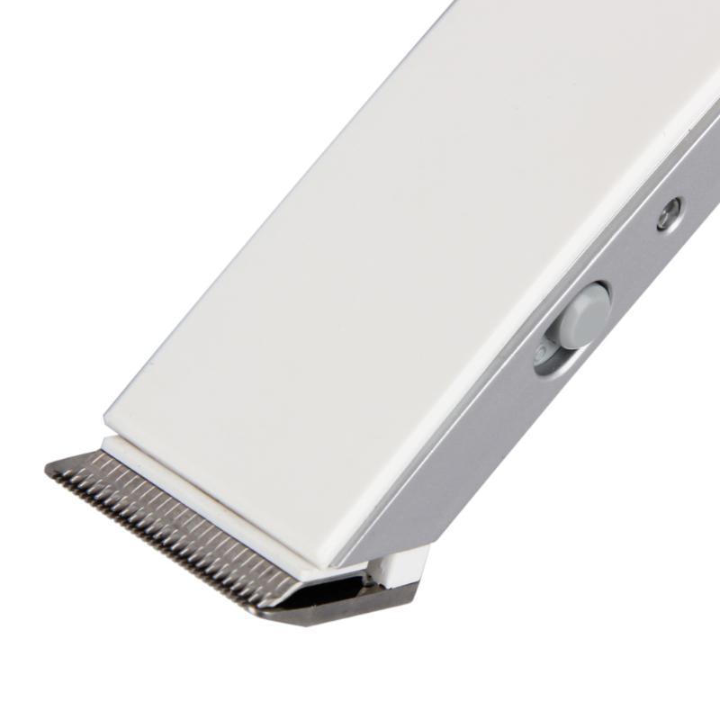 Podadoras eléctricas profesional pelo recortadora barba recargable hombres  niños corte de pelo de Clip enchufe de la UE - comprar a precios bajos en  la ... da0869406a40