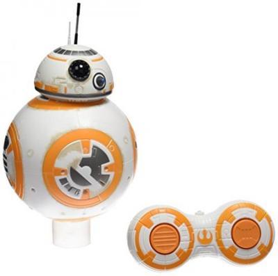 "JAZWARES Star Wars rebelles Mini Plush Figure with Sound /""Chopper/"" clip on SW01594"