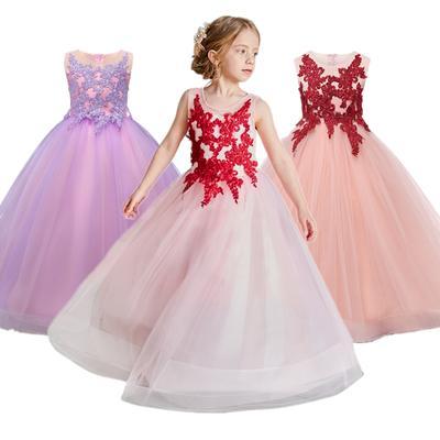 Infant Kids Girls Princess Flower Petals Tulle Formal Wedding Pageant Dress Knee Length Buy At A Low Prices On Joom E Commerce Platform,Wedding Sleep Maxi Night Dress